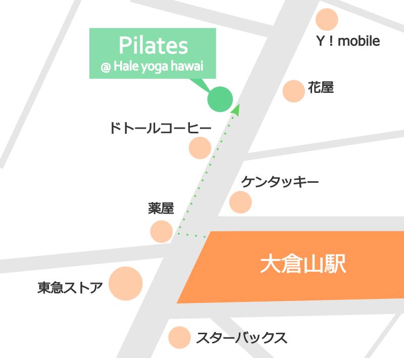 ハレヨガ地図