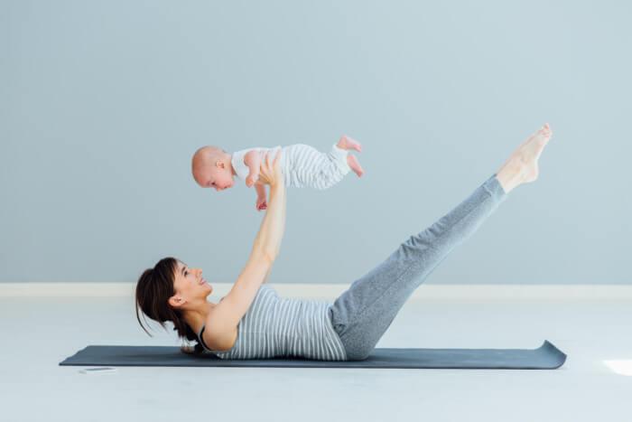 pilates-baby